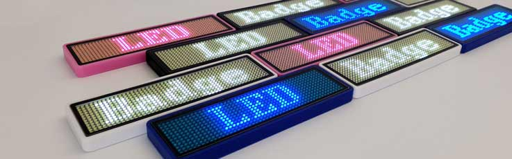 LED-Buttons
